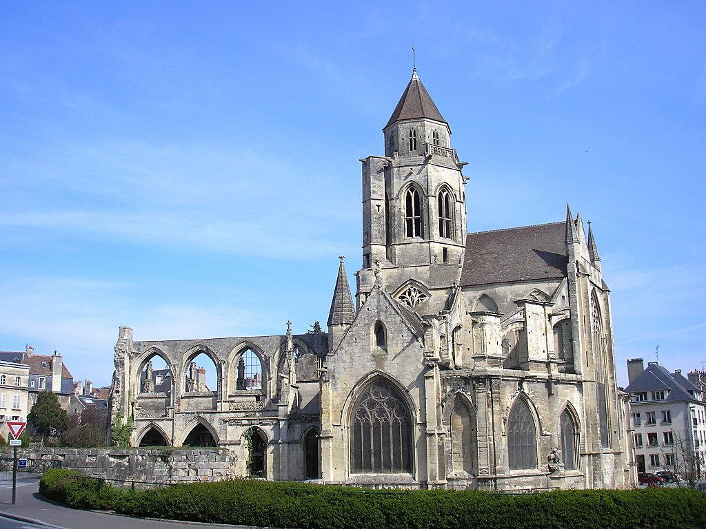 St-Etienne-Le-Vieux Church. Photo: Wikimedia Commons.