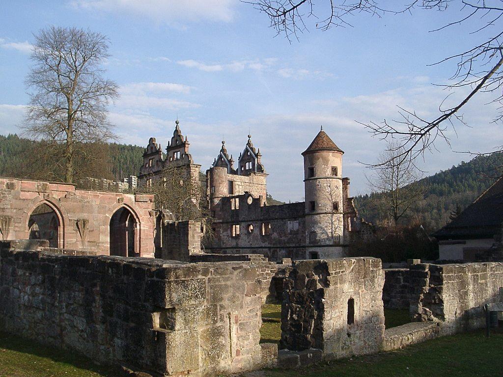 Hirsau Abbey. Photo: Wikimedia Commons