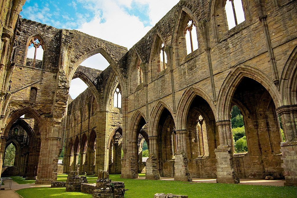Tintern Abbey. Photo: IDS.photos / Flickr.