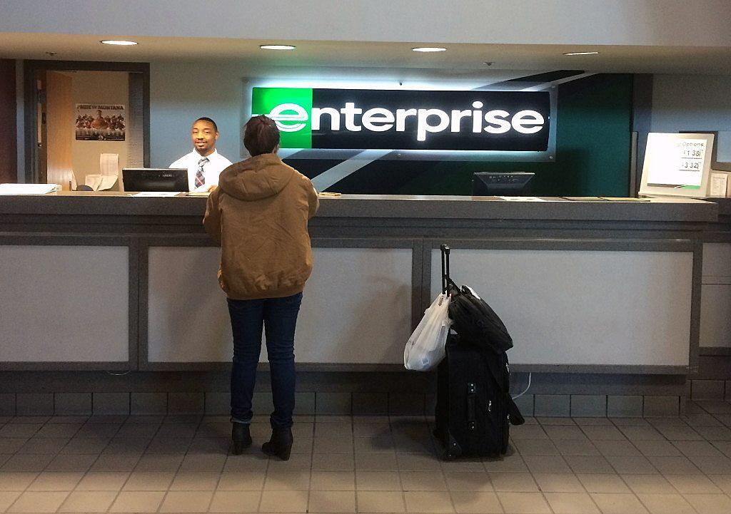 Enterprise Car Rental Missoula Airport