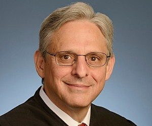 Chief Judge Merrick B. Garland of the United States Court of Appeals for the D.C. Circuit is seen in an undated handout picture. President Barack Obama will announce his nominee to the U.S. Supreme Court on Wednesday, he said in a statement released by the White House. REUTERS/US Court of Appeals/Handout via Reuters