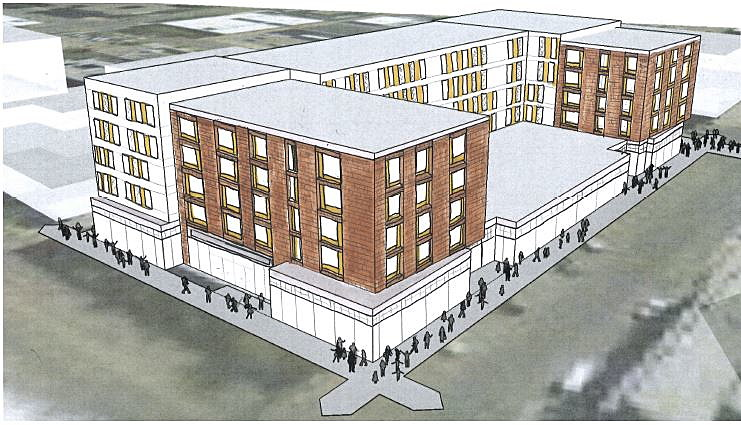Missoula Chamber Joins Downtown Ociation In Support Of Marriott Hotel Project