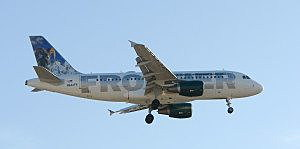 Frontier-Airlines---Airbus