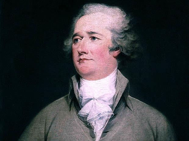 Alexander Hamilton. Photo: Wikipedia