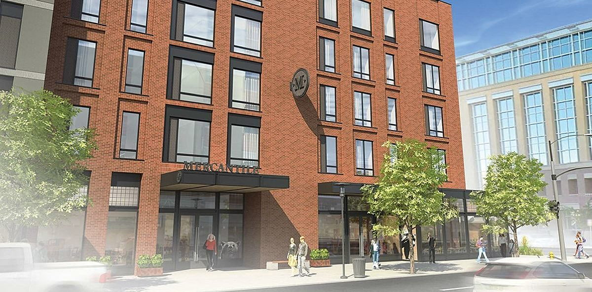 Court rules in favor of city in Mercantile case, clears way for redevelopment
