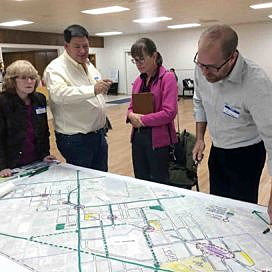 Trends emerge in vision for Brooks Street corridor
