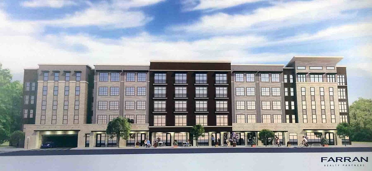 MRA looks to purchase parking spots in new Front Street housing project