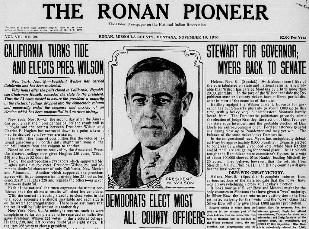 11-10-1916-ronan-pioneer-front-page