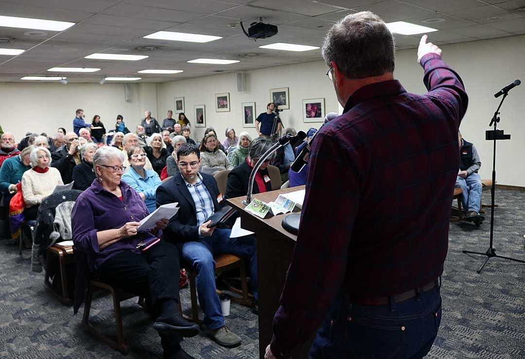 Missoula residents join national rally to defend Obamacare