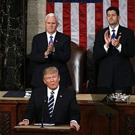 Trump address to Congress promises wide-ranging reform
