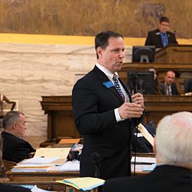 Will Legislature eliminate Montana's top political cop?