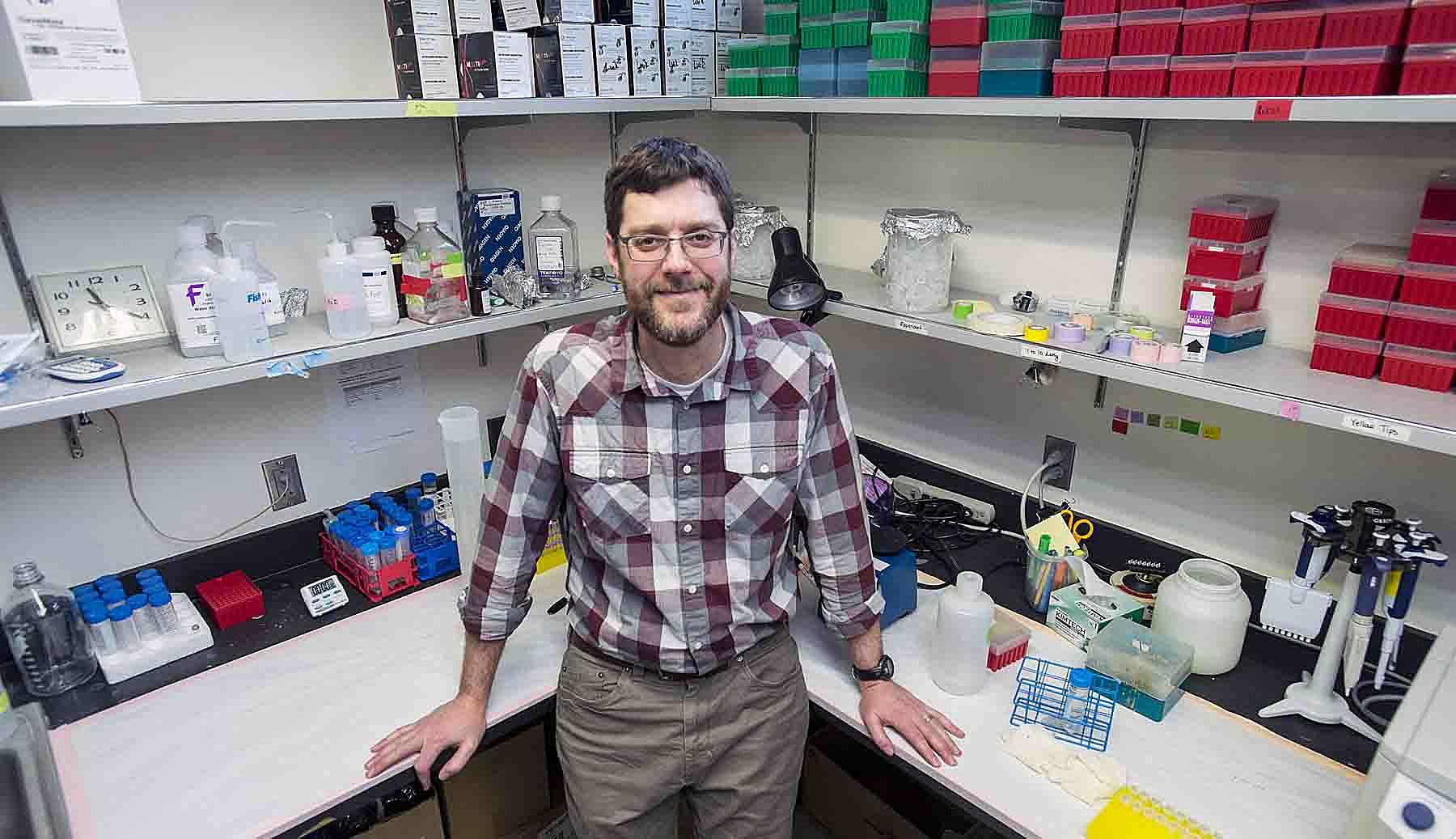 UM prof wins prestigious grant to study gene rescue in trout