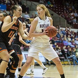 Lady Griz open Big Sky tourney vs. Idaho State