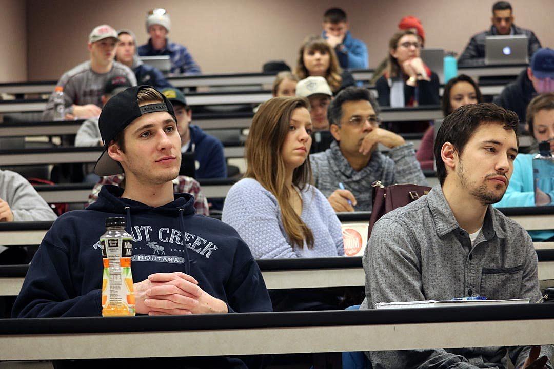UM students quiz Missoula business owners on entrepreneurship