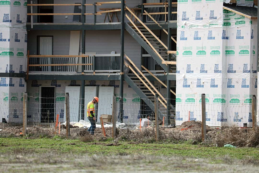 Developer expects apartment project to increase vacancy rates