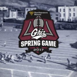 Griz football spring game is April 22 in Butte