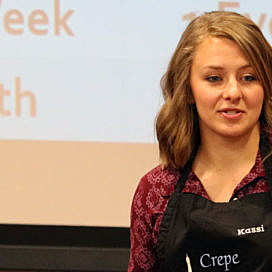 Missoula crepery, cricket farm among student startup pitches