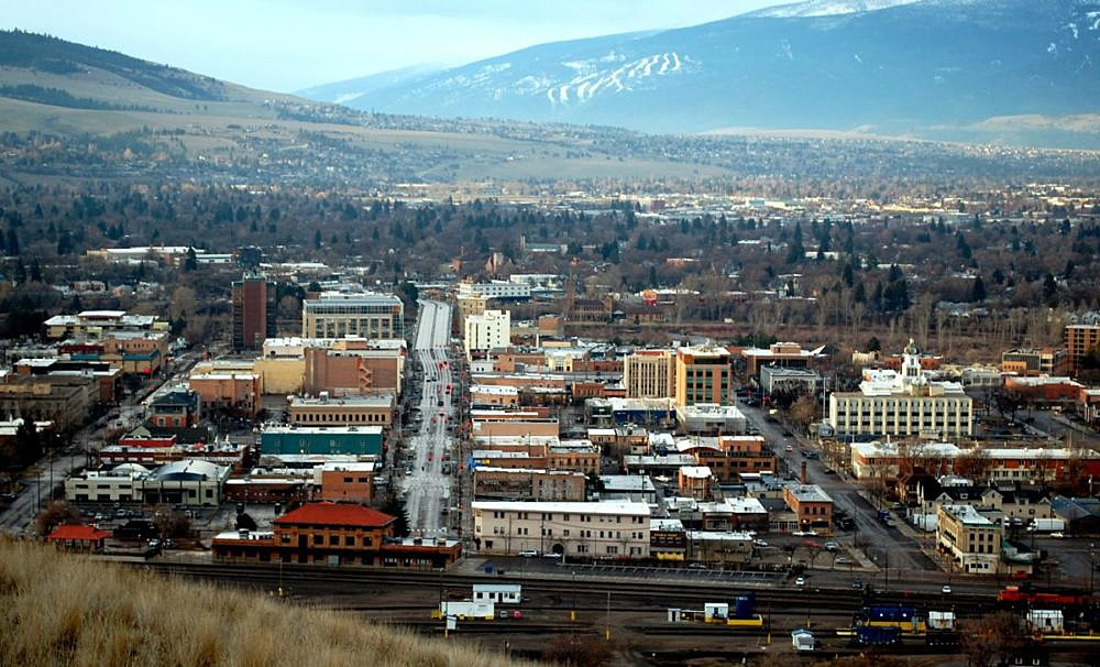 """Forest Service, city team up on urbanesque """"trail ranger"""" position"""