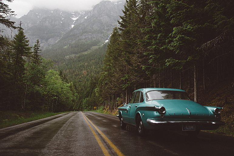 A girl and her classic car: A story worth telling, and retelling ...