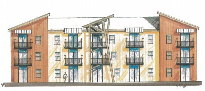 Apartment Buildings In Missoula