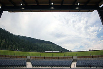 4000 Seat Amphitheater Ready To Rock With River Views