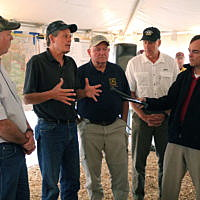 "Daines, Gianforte say forest reforms will ""blunt"" lawsuits, streamline timber projects"