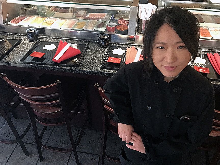 From Dishwasher To Restaurant Owner Missoula Sushi Chef