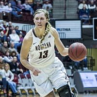 Montana women's basketball: Harris retires from Lady Griz, citing knee injury