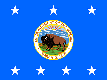 Zinke Creates Buzz With Flag Flying Over Interior S D C