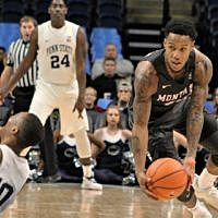 Montana basketball: Grizzlies fall late at Penn State