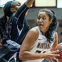Lady Griz give up lead, fall to Fresno State, 61-58
