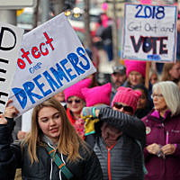 Revolution loves company: Thousands converge on Missoula for Women's March