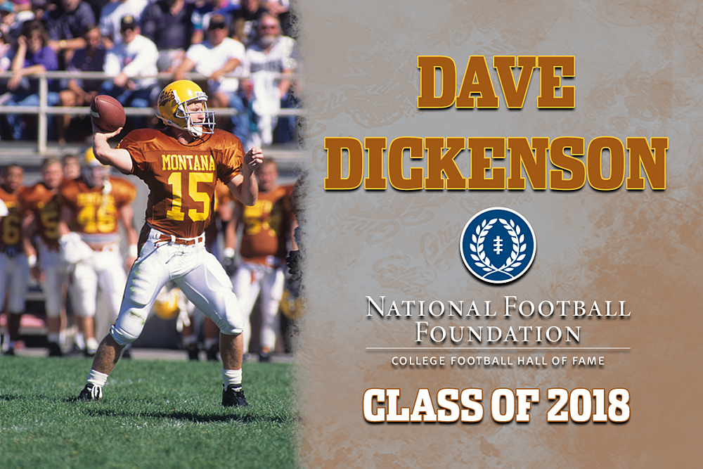 bb0a28971 Dickenson returns to Missoula for Sept. 22 Hall of Fame celebration ...