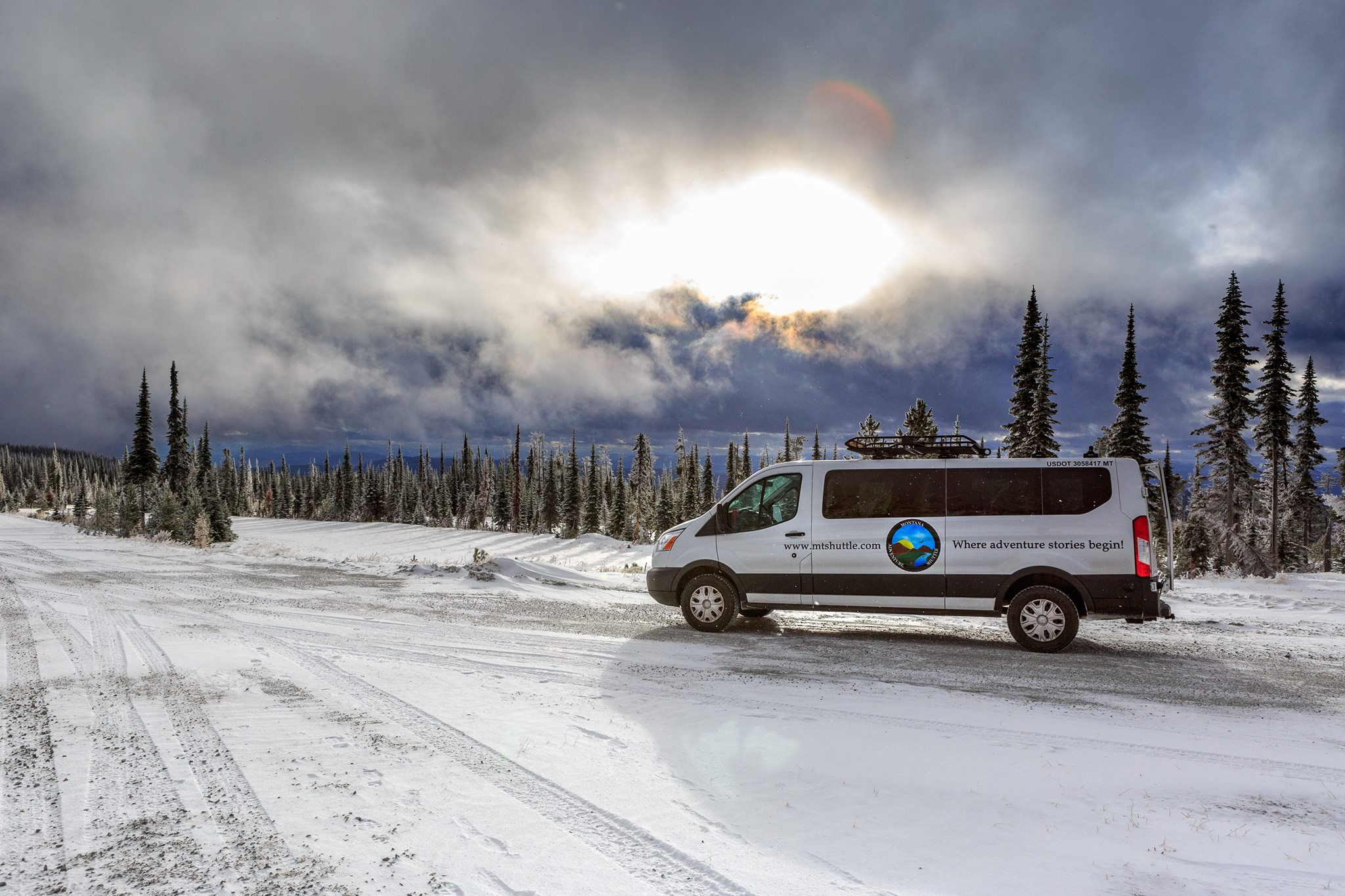 It's what Muir said: Adventure shuttle offers visitors a slice of Montana go-and-do