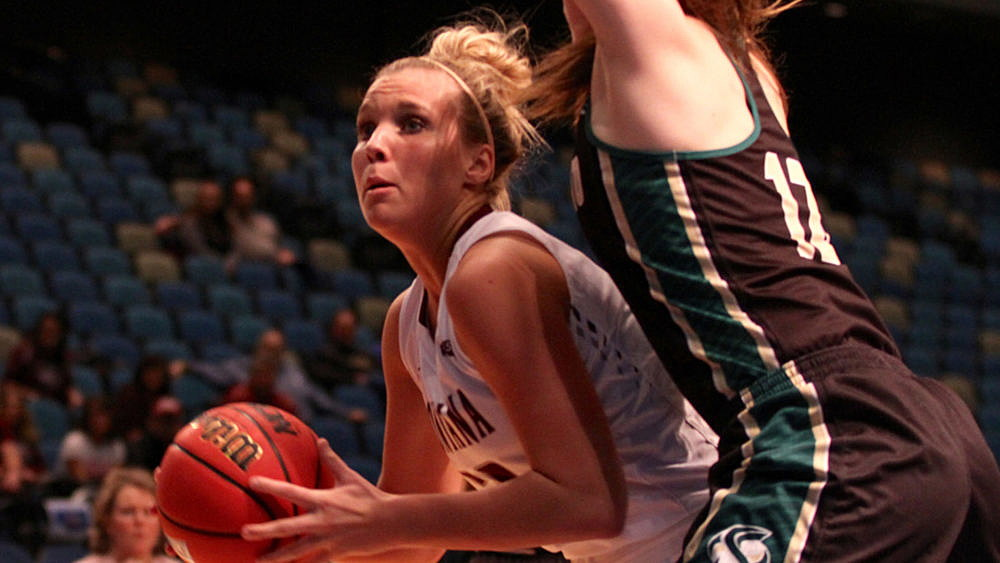 Montana Lady Griz race past Sacramento State to open postseason