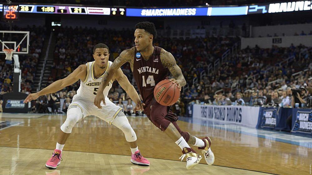 MI beats Montana 61-47 advancing to 2nd round of NCAA tournament