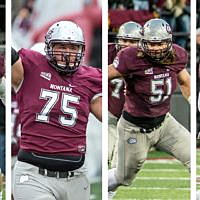 4 Griz named to Hampshire Honor Society for academic excellence