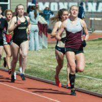 Montana opens outdoor track & field season with 5 wins
