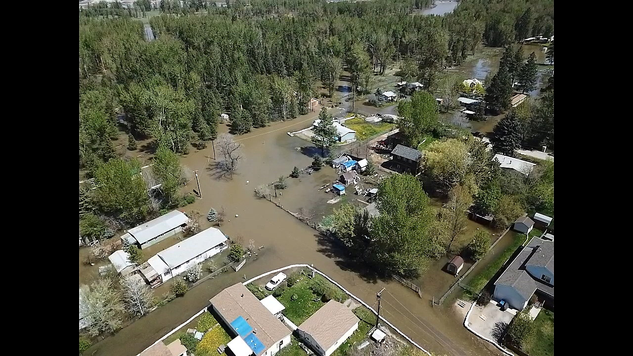 Western Montana prepares for flood evacuations