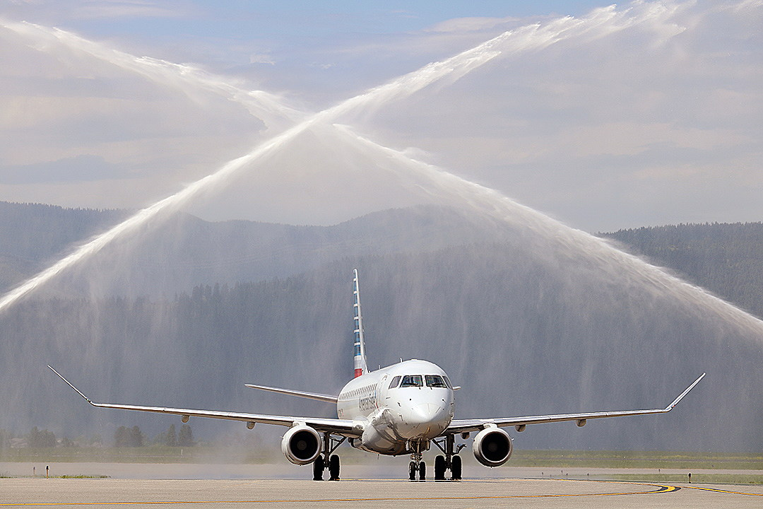 Missoula welcomes new American Airlines service to DFW