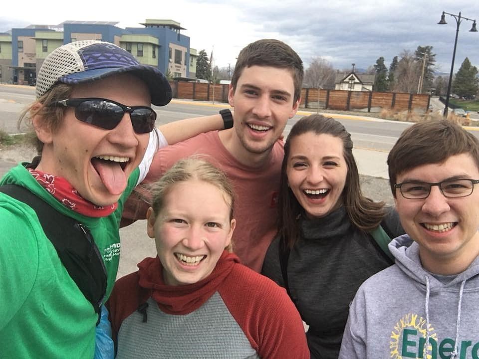 Sustainable Missoula: Montana Energy Corps members do the hard work