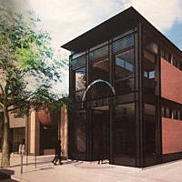 Building up: Contemporary gallery wins funding assistance as downtown project nears