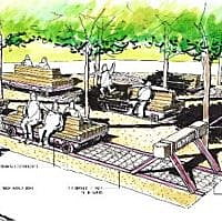New city park $200K over budget, but wins funding contribution for public art