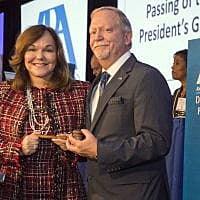 UM alum, law school grad, takes the gavel as American Bar Association president