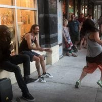Miscellaneous Monday: Cake by the ocean with a little downtown dance