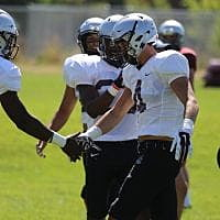 #Grizcamp Day 5: It's full pads, full steam ahead for Montana