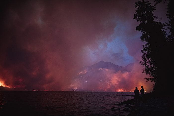 UM research: 2020 was the worst fire season in 2,000 years; expected to get worse
