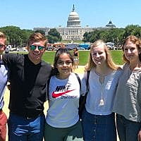 $1M gift to Baucus Institute funds 10 D.C. interns each summer from UM
