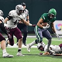 Grizzlies lose 2nd straight as North Dakota rolls to 41-14 win