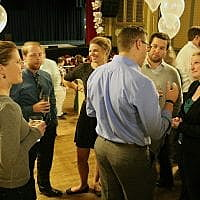 Soiree at the Wilma: ATG celebrates deal with Cognizant, projected job growth